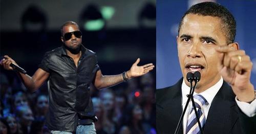 """Аудио: Барак Обама действительно назвал Кани Веста """"придурком"""""""