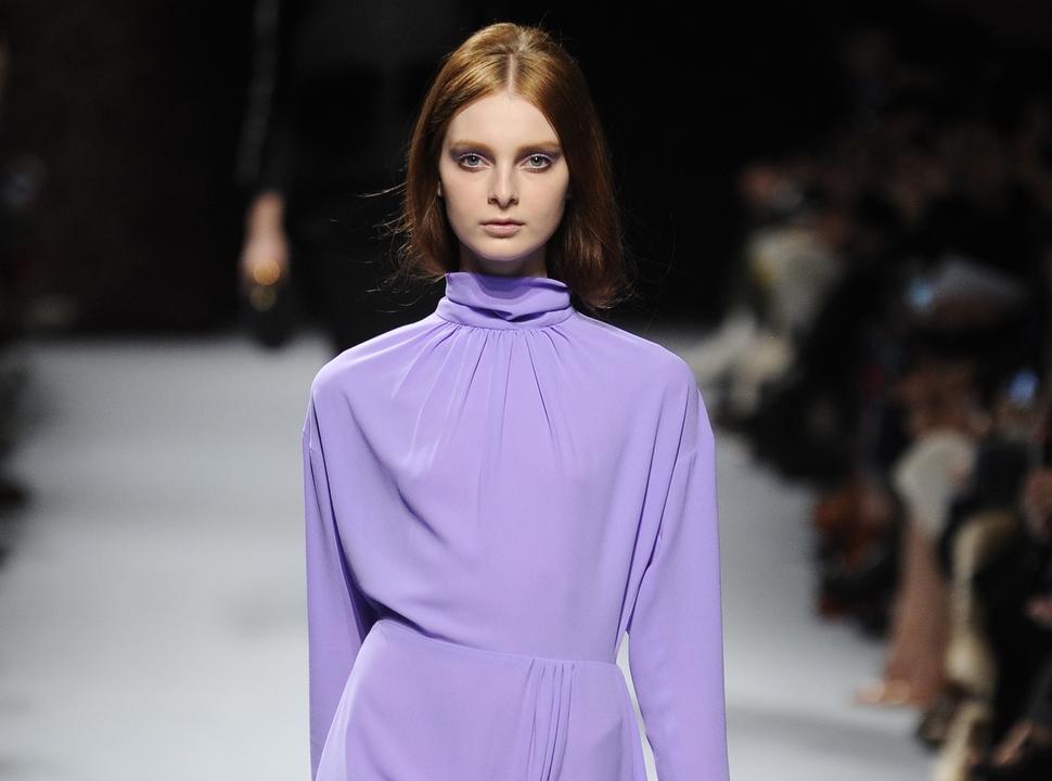 Модный показ новой коллекции Nina Ricci. Осень / зима 2014