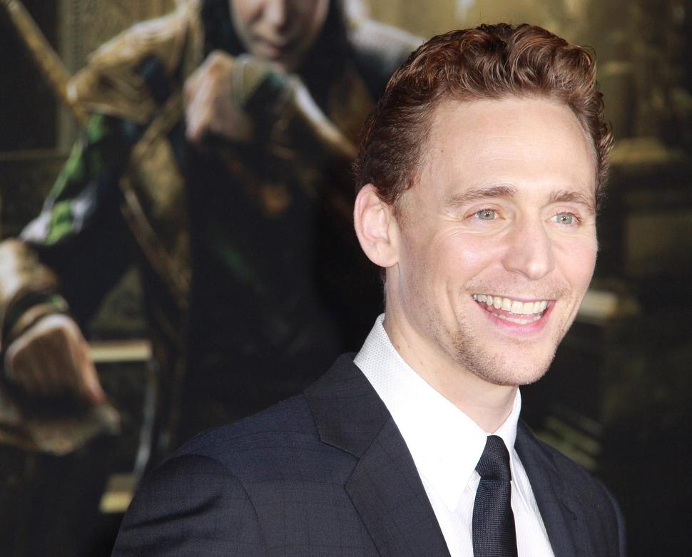 Тома Хиддлстона позвали в римейк «Бен-Гура»