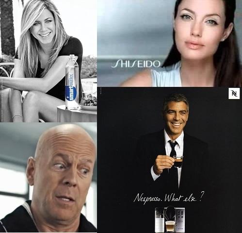 Топ 10 самых крутых рекламных роликов с участием звезд Голливуда