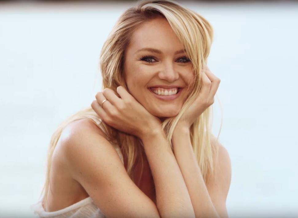 Ангелы Victoria's Secret записали клип на песню Селены Гомес