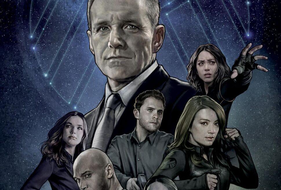 Официально: сериал Marvel «Агенты ЩИТ» продлили на 7 сезон