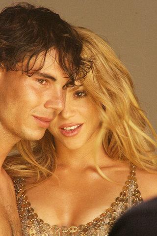 Видеоклип Шакиры на песню Gypsy