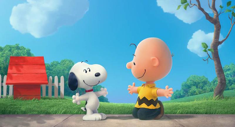 """Дублированный тизер мультфильма """"Малышня пузатая: Снупи и Чарли Браун в кино"""""""