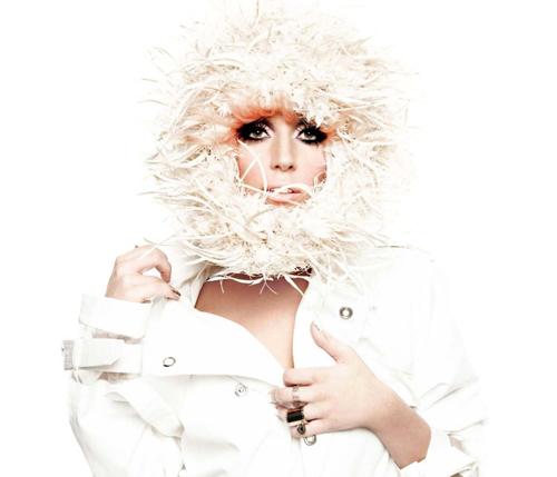 Lady GaGa - женщина года MTV