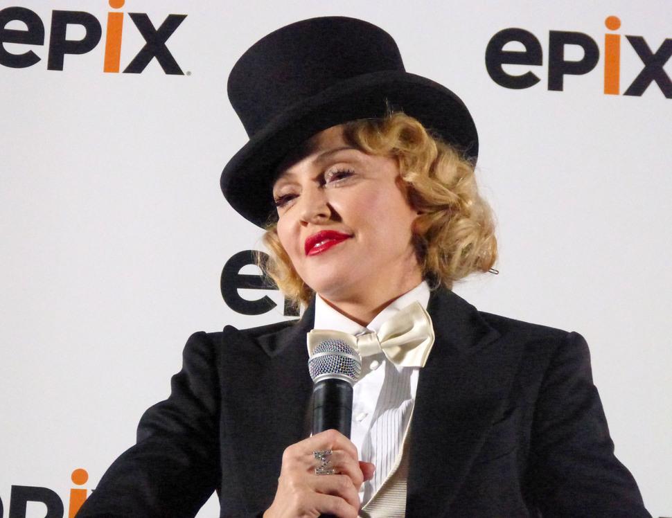 Мадонна — самая высокооплачиваемая певица в мире
