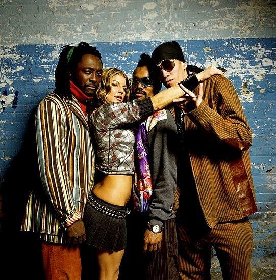Black Eyed Peas установили рекорд Billboard