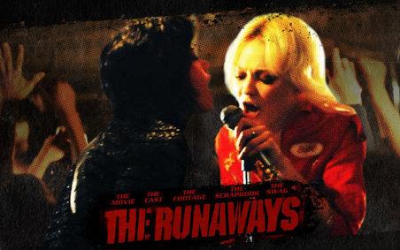 Песня «Cherry Bomb» группы The Runaways в исполнении Кристен Стюарт и Дакоты Фаннинг