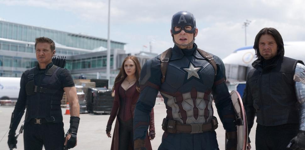 Что смотреть в кино в эти выходные: «Первый Мститель: Противостояние» и другие яркие новинки