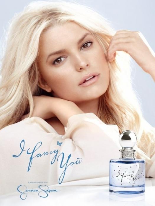 Новый аромат от Джессики Симпсон «I Fancy You»