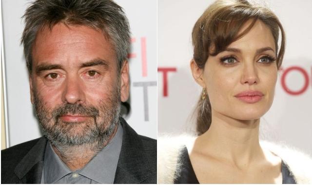 Universal будет финансировать новый проект Бессона-Джоли