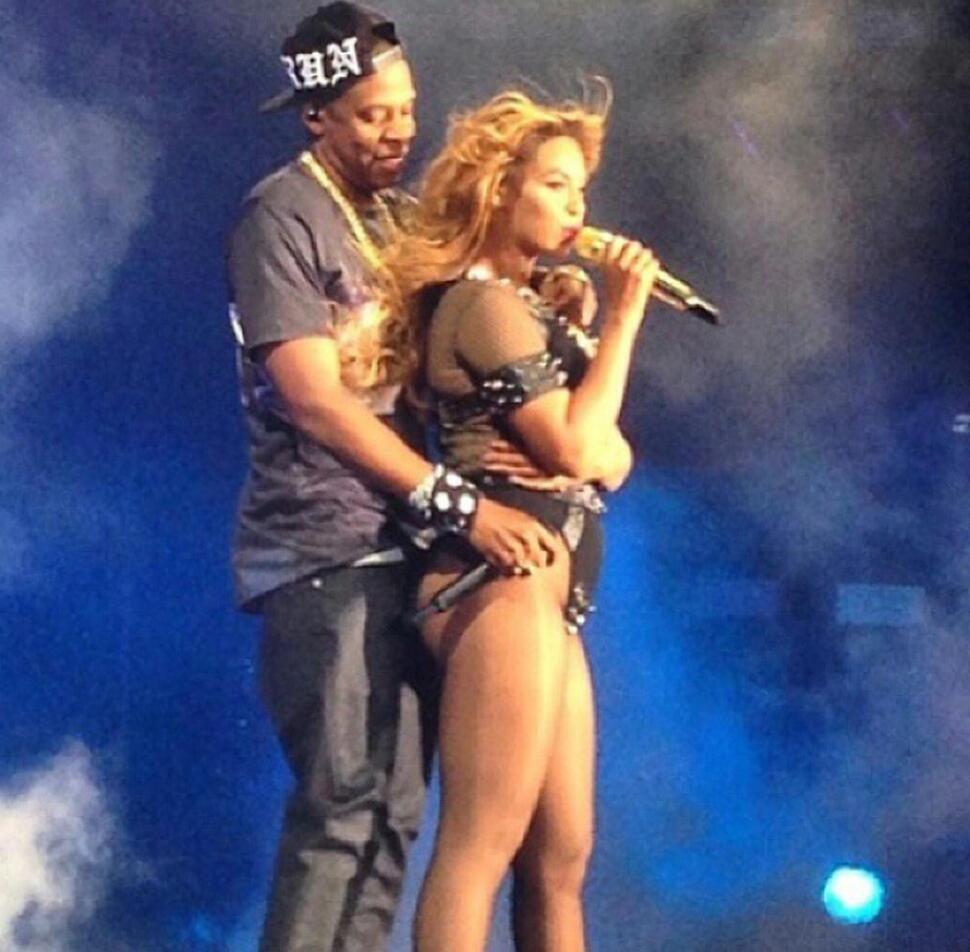 Бейонсе и Jay Z ждут ребенка?