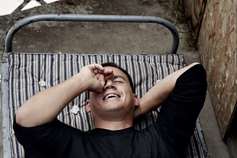 Ченнинг Татум в журнале T The New York Times Style. Октябрь 2014