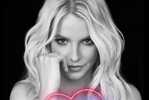 Бритни Спирс представила обложку нового альбома