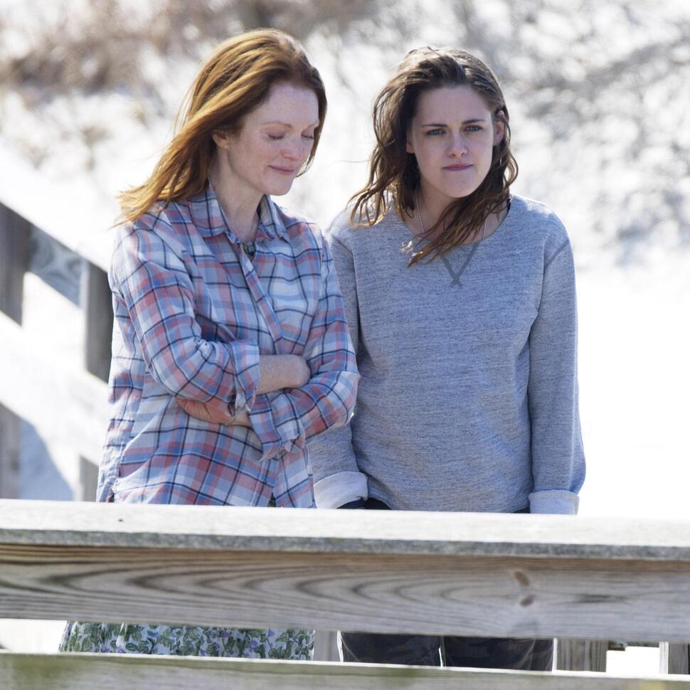 """Кристен Стюарт и Джулианна Мур продолжают работу над """"Все еще Элис"""""""