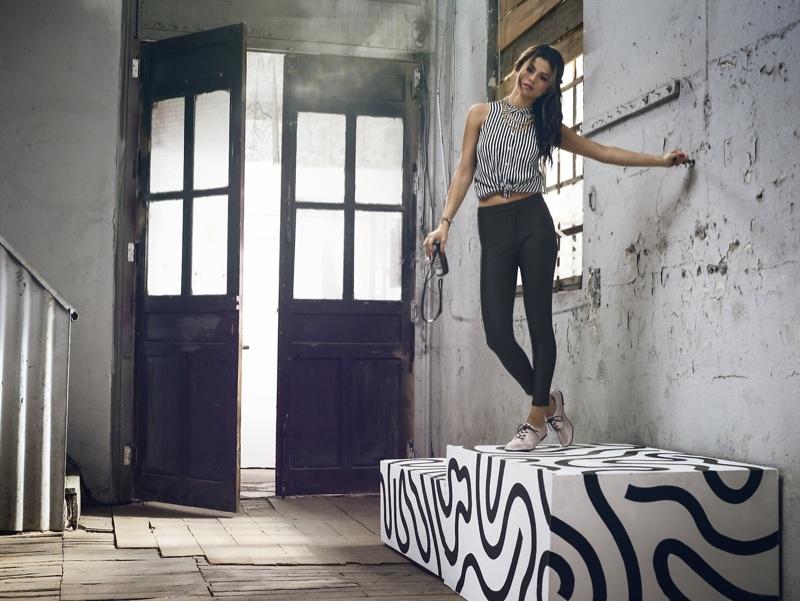 Селена Гомес в новой рекламной кампании Adidas NEO 2014
