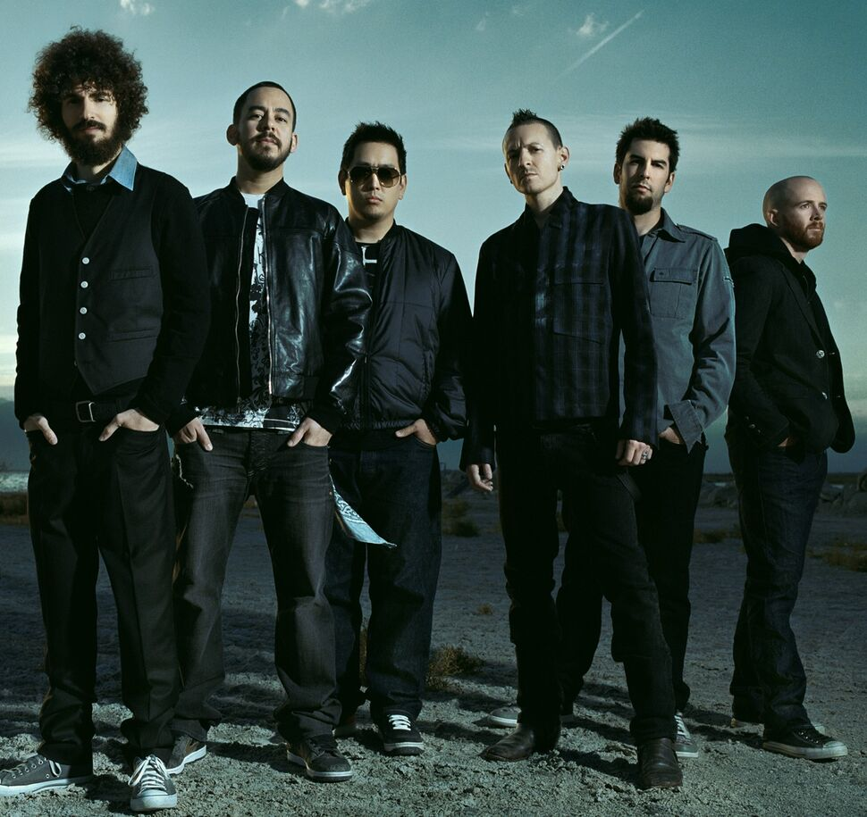 "Видеоклип Linkin Park - ""Not Alone"" в поддержку Гаити"