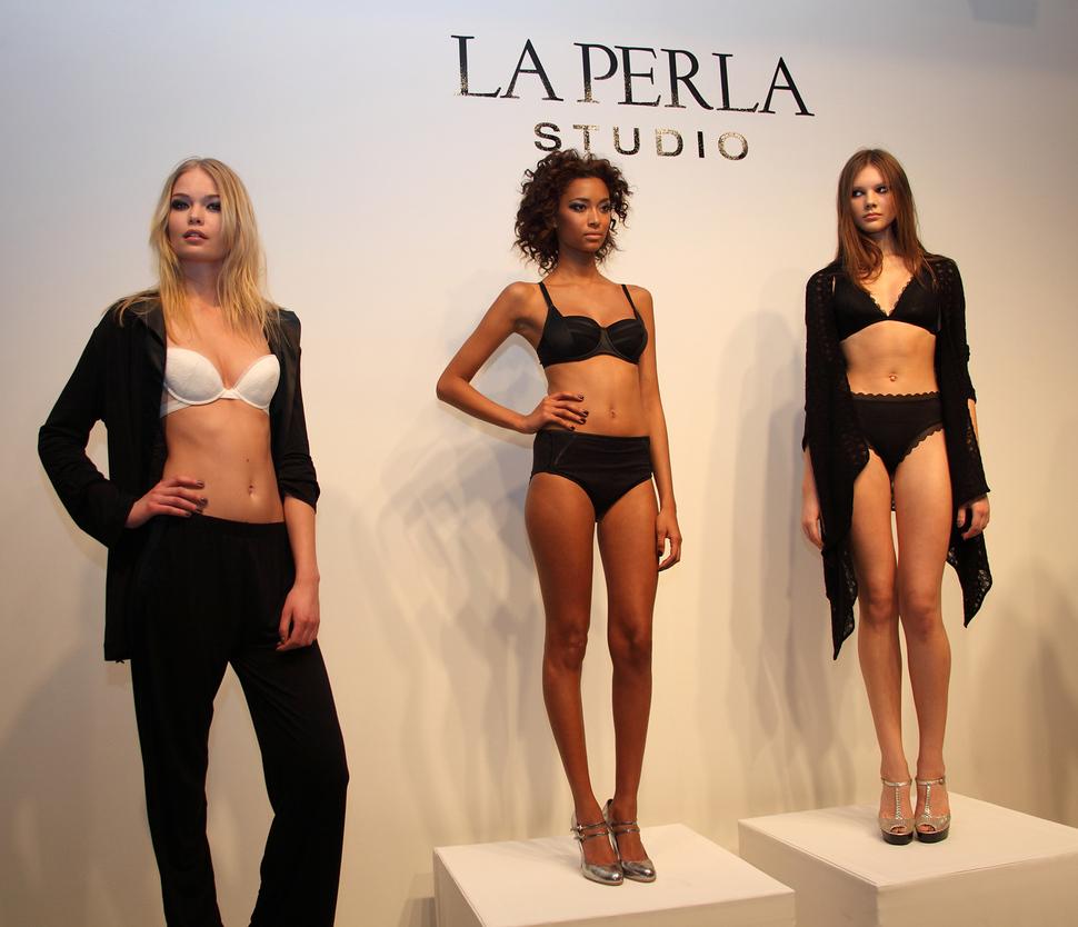 Манекены La Perla пропагандируют анорексию