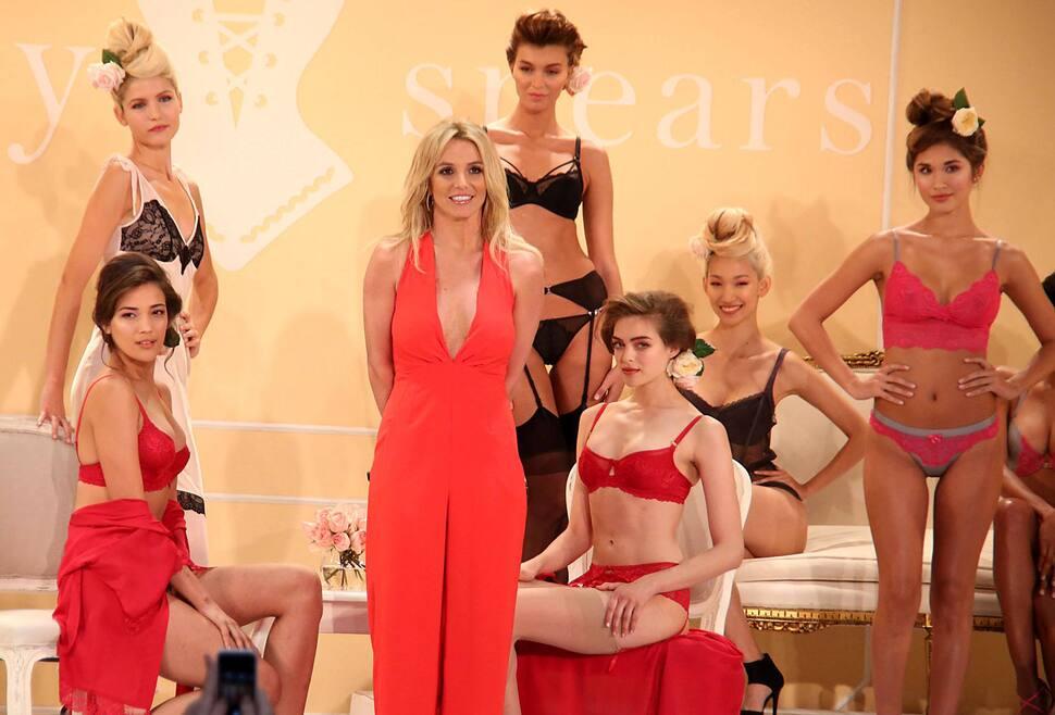 Бритни Спирс мечтает увидеть Кейт Миддлтон в своем белье
