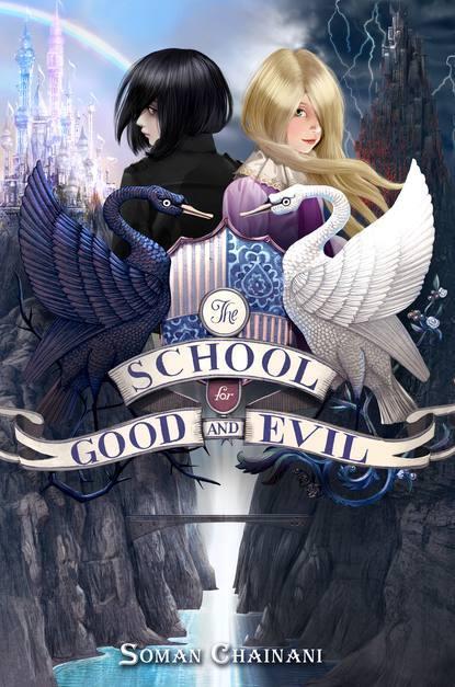 Подростковый роман «Школа добра и зла» экранизируют