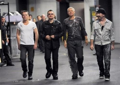 U2 сыграет бесплатный концерт в Берлине
