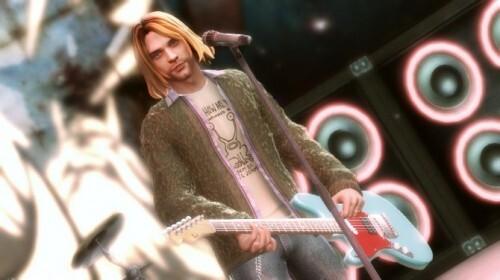 Курт Кобейн стал частью новой игры
