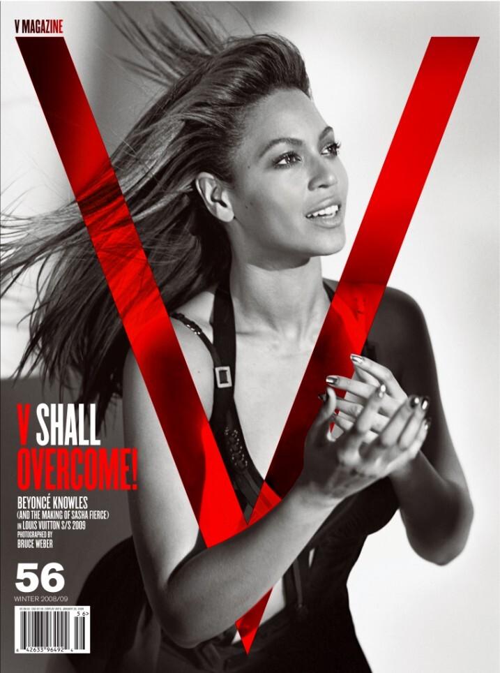 Бейонсе в V Magazine
