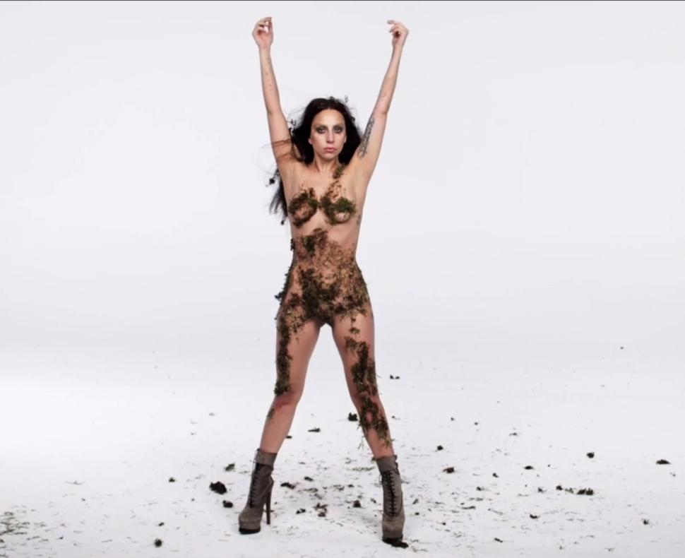 Клип Lady GaGa в поддержку нового альбома ARTPOP