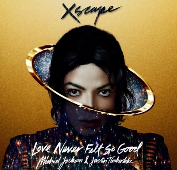 Новая песня Майкла Джексона и Джастина Тимберлейка -  Love Never Felt So Good