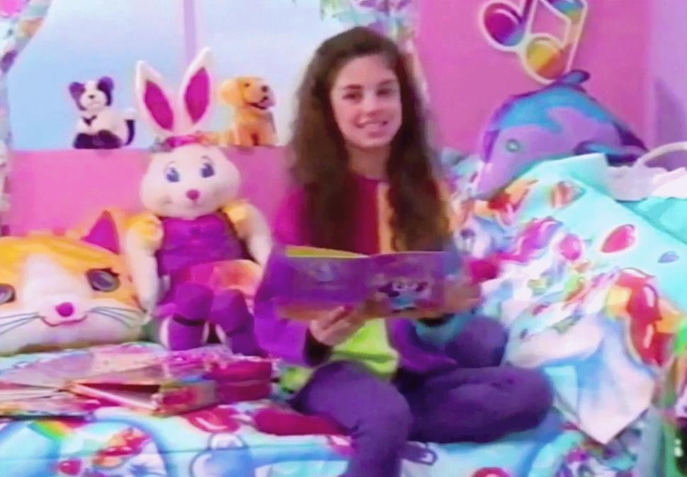 Видео: Рекламный ролик с 9-летней Милой Кунис