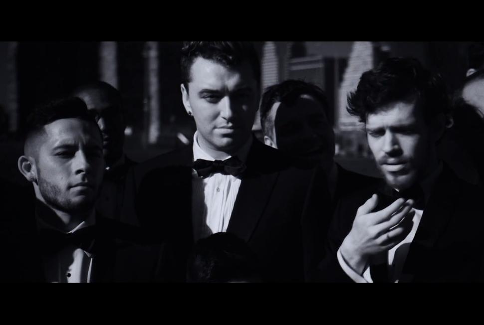 Новая песня Сэма Смита - Like I Can