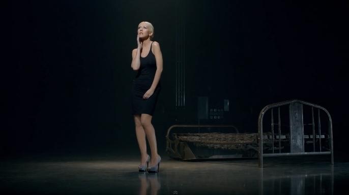 Новый клип Кристины Агилеры и A Great Big World - Say Something