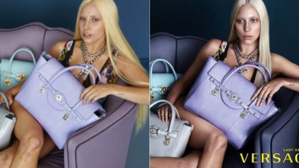 Как Lady Gaga выглядит без ретуши?