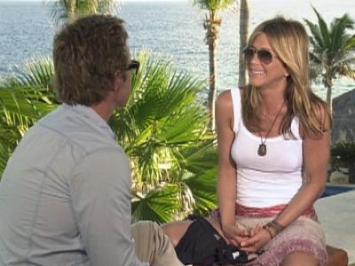 Интервью с Дженнифер Энистон из Мексики
