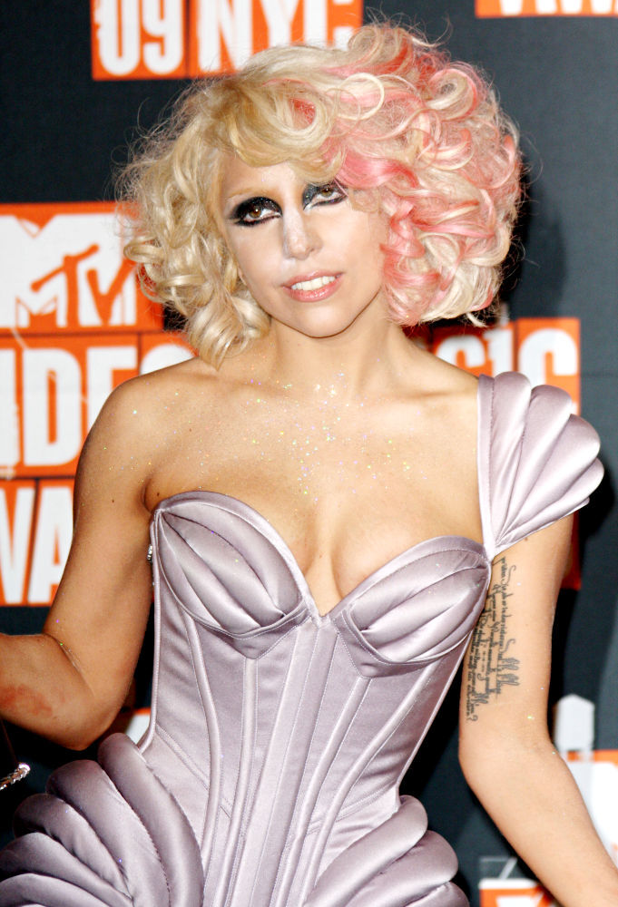 Lady GaGa защищает Кани Веста
