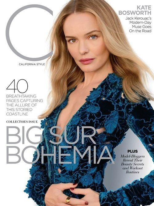 Кейт Босуорт в журнале C. Октябрь 2012