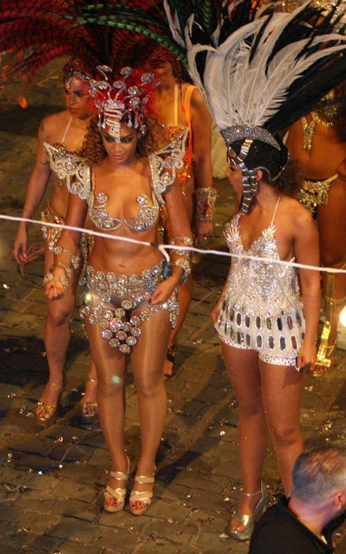 Бейонсе и Алишия Кис: карнавал продолжается