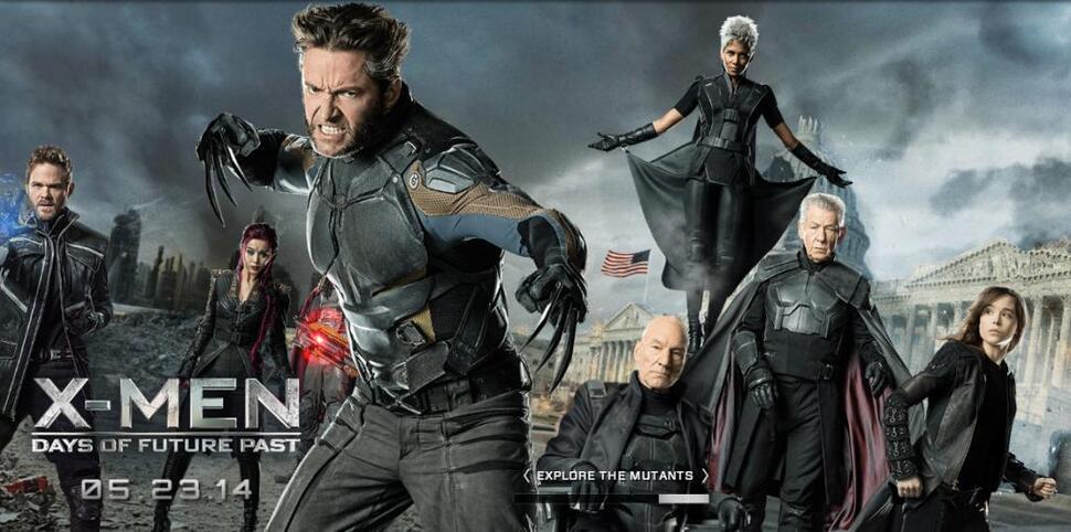 Новые промо-материалы фильма «Люди Икс: Дни минувшего будущего»