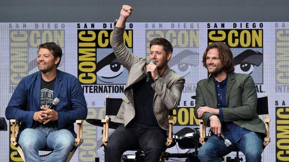 13 сезон «Сверхъестественного» на Comic Con: промо видео и интервью с кастом