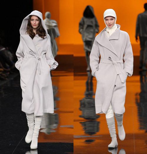 Нью-йоркская неделя моды: Lacoste осень 2009