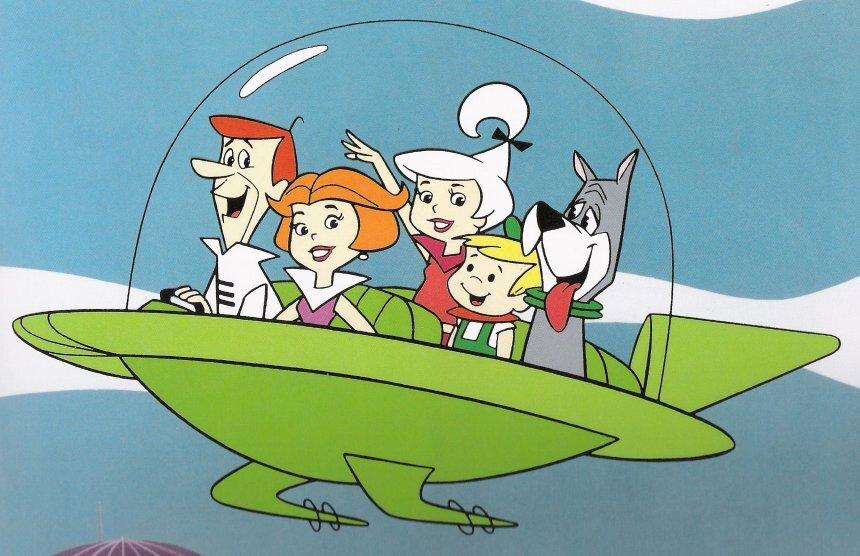 Сериал «Джетсон» превратят в полнометражный мультфильм