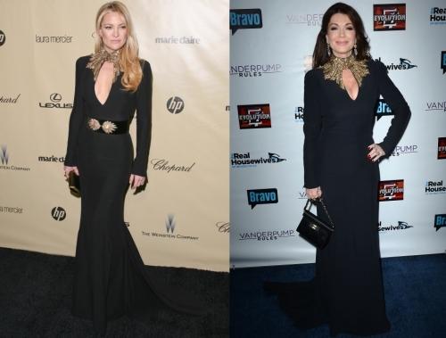 Fashion battle: Кейт Хадсон и Лиза Вандерпамп