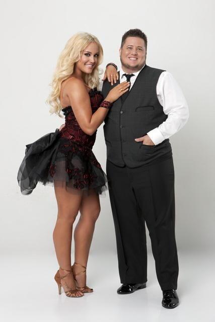 Промо-фото нового сезона шоу «Танцы со звездами»