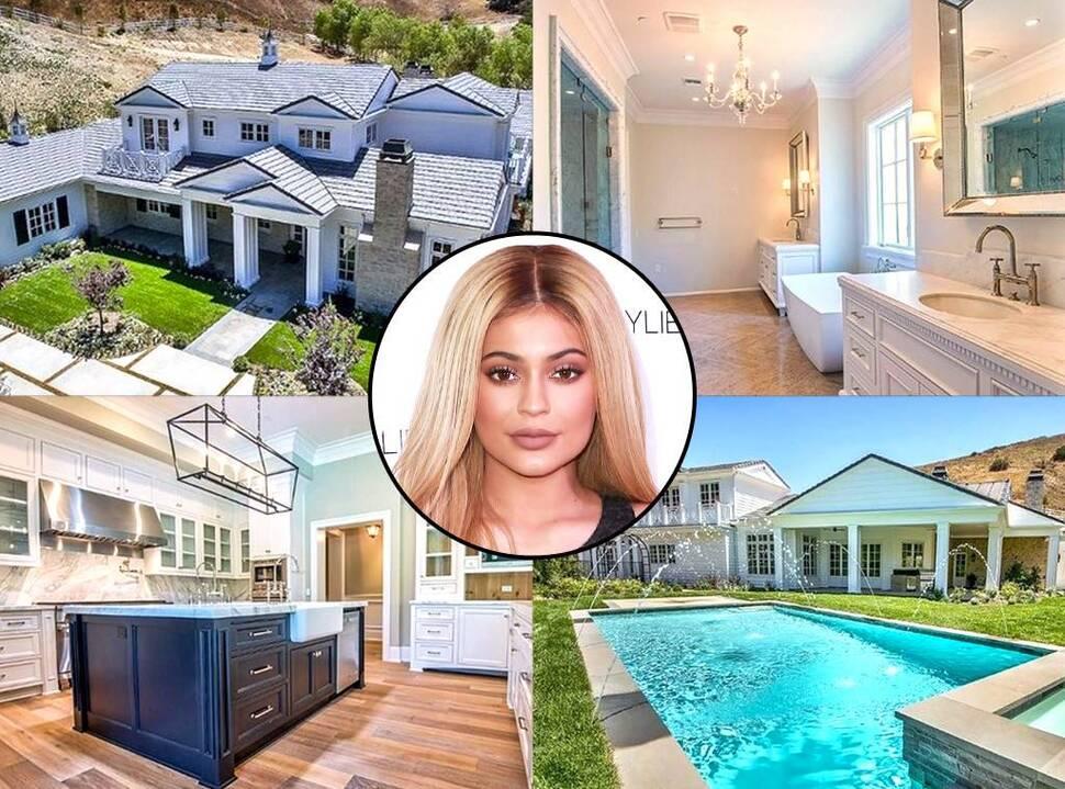Кайли Дженнер продала «лишний» дом за 12 млн долларов