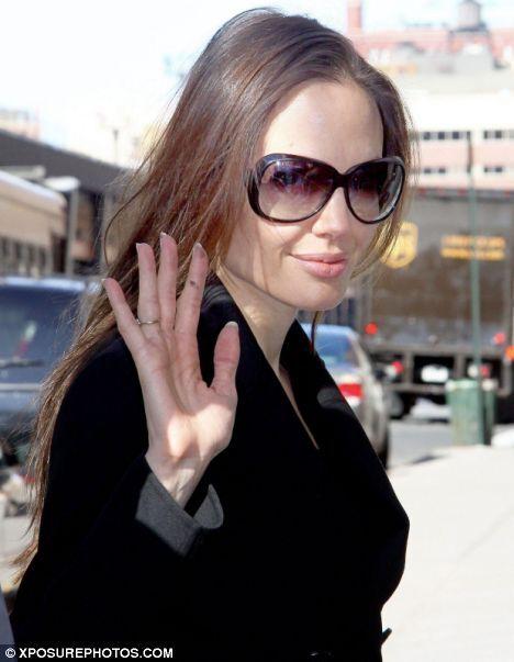 Анджелина Джоли покупает квартиру в Нью-Йорке