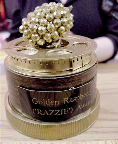 Номинанты на премию Золотая Малина
