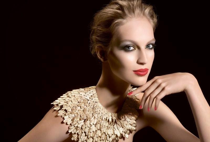 Рождественская коллекция декоративной косметики Chanel Plumes Précieuses 2014