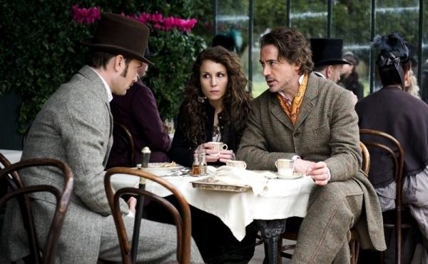 Новый кадр из фильма «Шерлок Холмс: Игра теней»