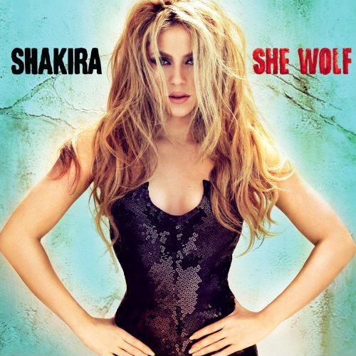 Компания Sony судится из-за обложки нового альбома Шакиры