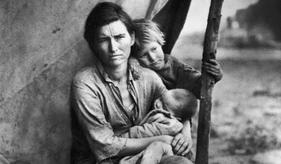 Дэвид Финчер спродюсирует байопик о фотографе времен Великой Депрессии